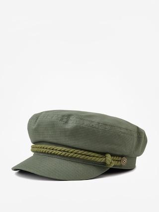 Brixton Fiddler Cap Wmn Flat cap (lt olive/lt olive)