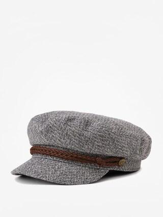 Brixton Fiddler Cap Flat cap (heather grey/cream)