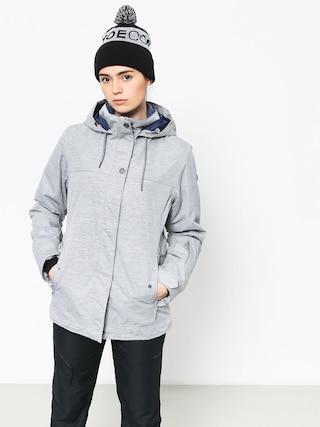 Roxy Billie Wmn Snowboard dzseki (warm heather grey)