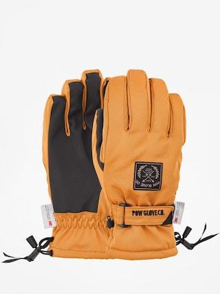 Pow Xg Mid Glove Kesztyu0171 (tobacco)