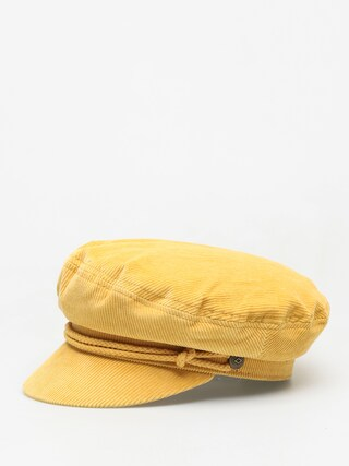 Brixton Ashland ZD Wmn Flat cap (mustard/mustard)