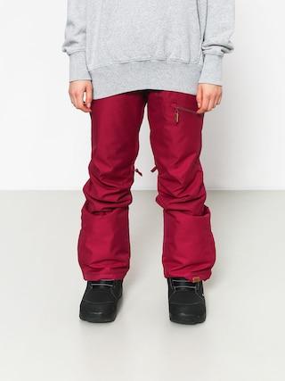 Roxy Nadia Wmn Snowboard nadru00e1g (beet red)