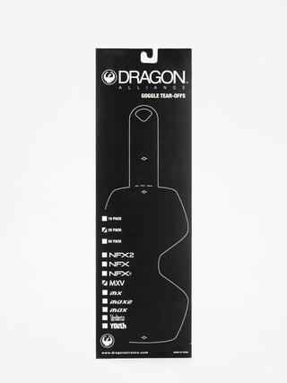 Dragon MXV Gyorsan a szemu00fcveghez (tear off 20 pack clear)