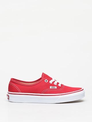 Vans Authentic Cipők (red)