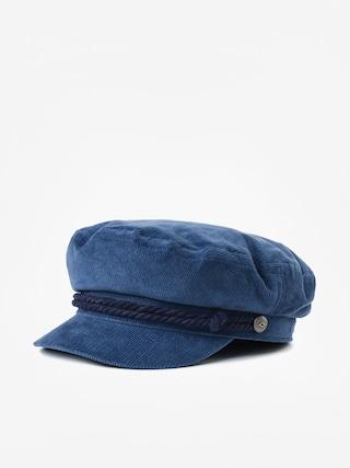 Brixton Fiddler ZD Flat cap (navy cord)