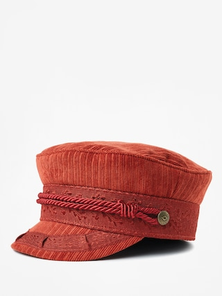 Brixton Albany ZD Wmn Flat cap (red clay)