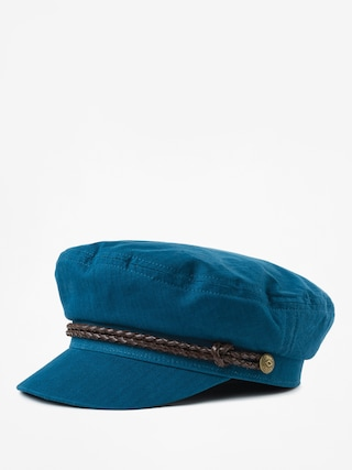 Brixton Ashland ZD Wmn Flat cap (orion blue/brown)
