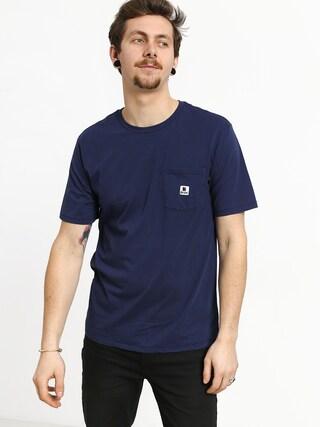 Brixton Stowell Pkt Ujjatlan felsu0151 (patriot blue)