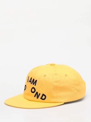 Diamond Supply Co. I Am Unstructur ZD Baseball sapka (yellow)