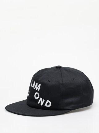 Diamond Supply Co. I Am Unstructur ZD Baseball sapka (black)