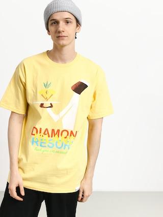 Diamond Supply Co. Diamond Resort Ujjatlan felsu0151 (banana)