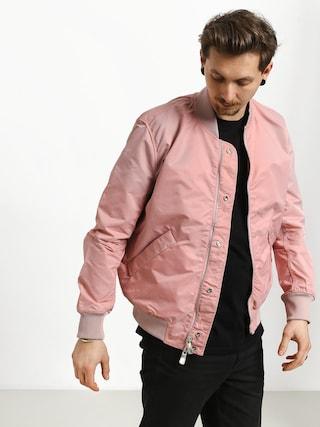 Diamond Supply Co. Panelled Bomber Dzseki (pink)