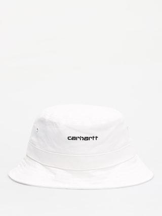 Carhartt WIP Script Kalap (white/black)