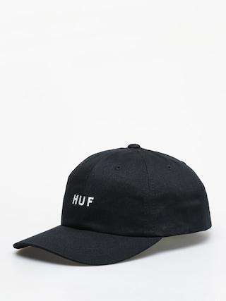 HUF Essentials Og Logo ZD Baseball sapka (black)