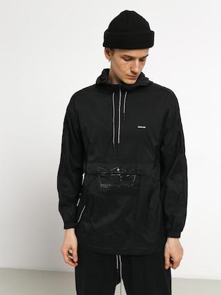 Supra Centrico Anorak Dzseki (black)
