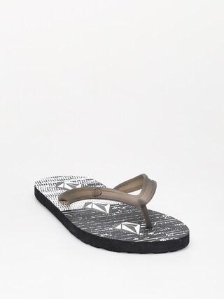Volcom Rocker 2 Flip-flop papucsok (bwh)