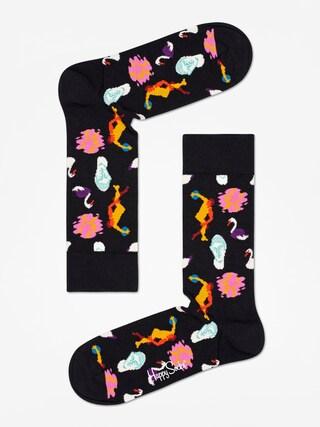 Happy Socks Park Zokni (black)