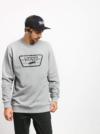 Pulu00f3ver Vans Full Patch (cement heather)