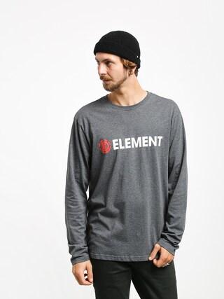 Element Blazin Hosszu00fa ujju00fa felsu0151 (charcoal heathe)
