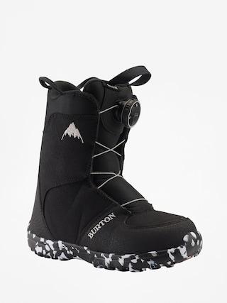 Burton Grom Boa Snowboard cipu0151k (black)