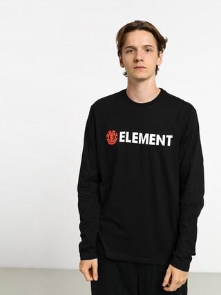 Element Blazin Hosszu00fa ujju00fa felsu0151 (flint black)
