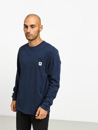 Burton Colfax Hosszu00fa ujju00fa felsu0151 (dress blue)
