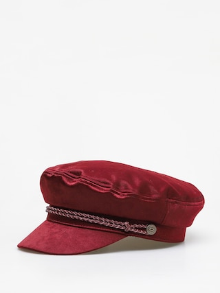 Brixton Ashland ZD Wmn Flat cap (cardinal)