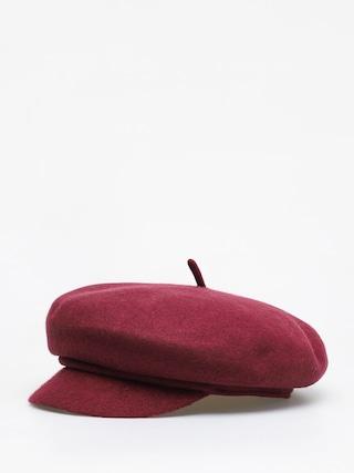 Brixton Audrey Brim Beret Wmn Flat cap (maroon)