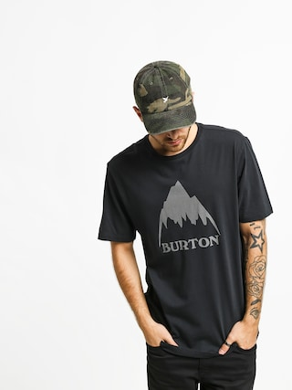 Burton Classic Mtn Hgh Ujjatlan felsu0151 (true black)