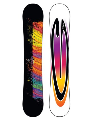 Gnu Asym B-Nice Btx Wmn Snowboard (dark)