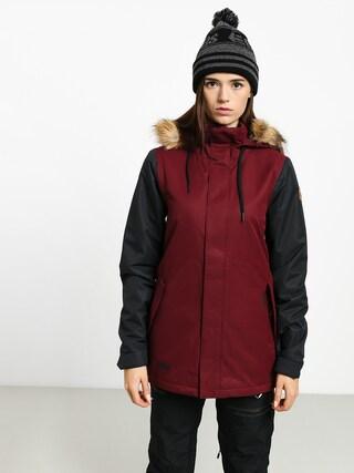 Volcom Fawn Ins Wmn Snowboard dzseki (scr)