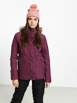 Roxy Meade Wmn Snowboard dzseki (grape wine)