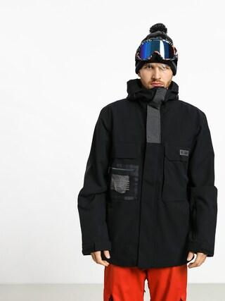 DC Defiant Snowboard dzseki (black)