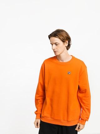 Fila Hector Crew Pulu00f3ver (mandarin orange)