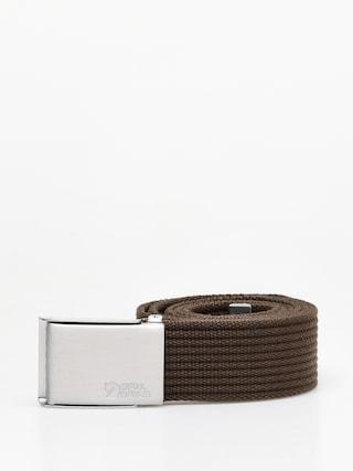 Fjallraven Canvas Belt u00d6v (dark olive)