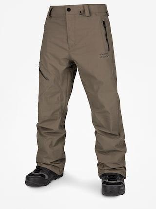 Volcom L Gore Tex Snowboard nadru00e1g (teak)