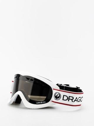 Dragon DX Snowboard szemu00fcveg (retro/lumalens dark smoke)