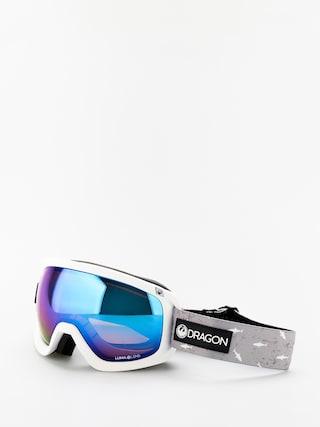 Dragon D3OTG Snowboard szemu00fcveg (sharky/lumalens blue ion/lumalens amber)