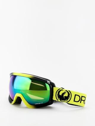 Dragon D3OTG Snowboard szemu00fcveg (lime/lumalens green ion/lumalens amber)