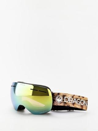 Dragon X1s Snowboard szemu00fcveg (lynxxx/lumalens gold ion/lumalens amber)