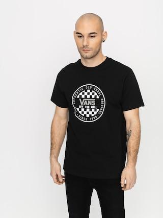 Vans Og Checker Ujjatlan felsu0151 (black)