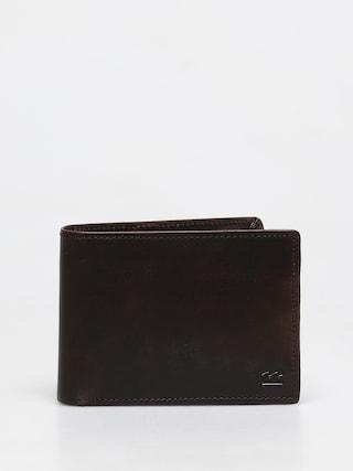 Billabong Vacant Leather Pu00e9nztu00e1rca (chocolate)