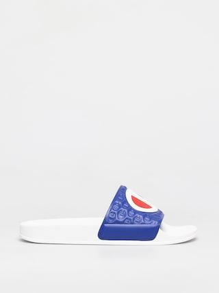 Champion Slide M Evo S20979 Flip-flop papucsok (wht/rbl)