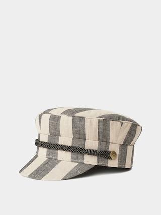 Brixton Albany ZD Wmn Flat cap (black/ivory)
