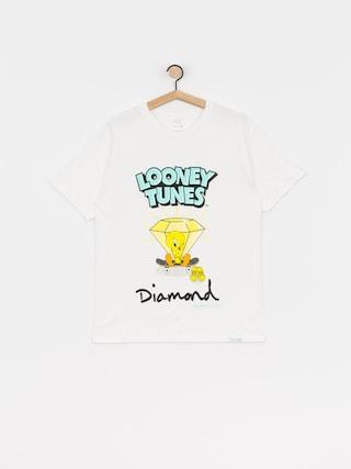 Diamond Supply Co. Tweety Skate Ujjatlan felsu0151 (white)