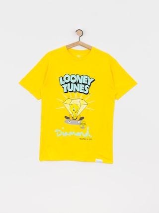 Diamond Supply Co. Tweety Skate Ujjatlan felsu0151 (yellow)