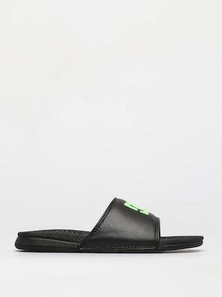 DC Bolsa Flip-flop papucsok (black/green/orange)