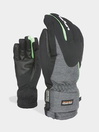 Level Alpine Kesztyu0171 (black grey)