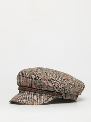 Brixton Fiddler Cap Flat cap (dark brown)