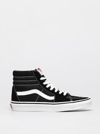 Vans Sk8 Hi Cipu0151k (black/black/white)